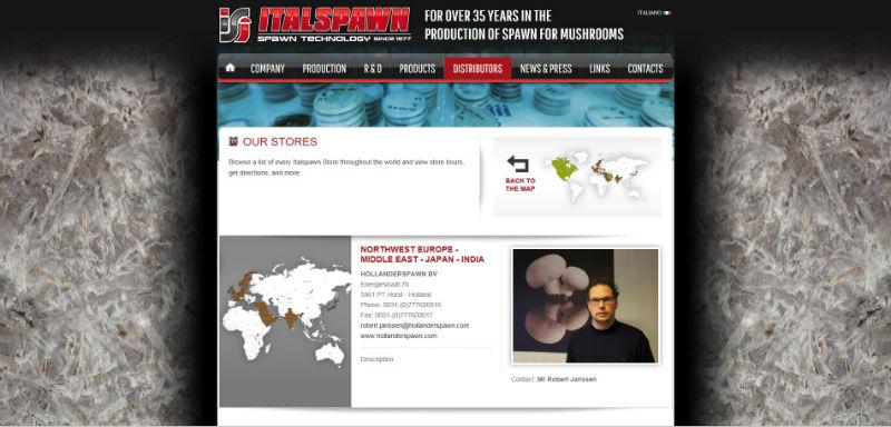 New website Italspawn